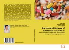 Borítókép a  Transdermal Delivery of ethosomal aceclofenac - hoz