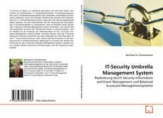 IT-Security Umbrella Management System kitap kapağı