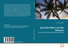 Bookcover of Sprachkonflikte auf den Balearen