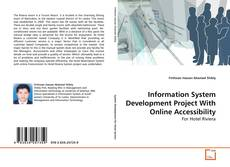 Capa do livro de Information System Development Project With Online Accessibility