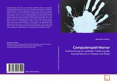 Bookcover of Computerspiel-Horror