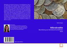 Обложка Mikrokredite