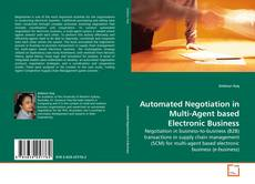 Обложка Automated Negotiation in Multi-Agent based Electronic Business