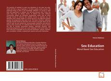 Buchcover von Sex Education