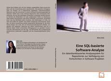 Portada del libro de Eine SQL-basierte Software-Analyse