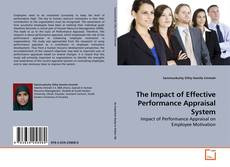 Bookcover of The Impact of Effective Performance Appraisal System