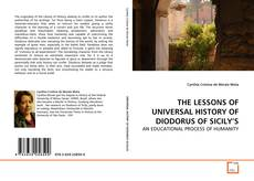 THE LESSONS OF UNIVERSAL HISTORY OF DIODORUS OF SICILY'S的封面