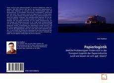 Papierlogistik kitap kapağı