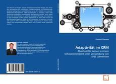 Bookcover of Adaptivität im CRM