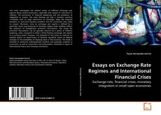 Essays on Exchange Rate Regimes and International Financial Crises kitap kapağı