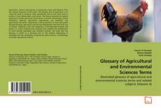 Copertina di Glossary of Agricultural and Environmental Sciences Terms