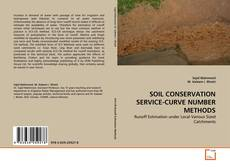 Capa do livro de SOIL CONSERVATION SERVICE-CURVE NUMBER METHODS