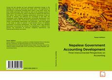 Bookcover of Nepalese Government Accounting Development
