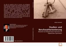 Bookcover of Studien- und Berufswahlorientierung