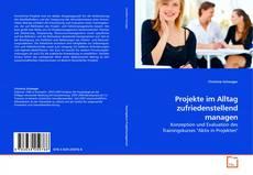Обложка Projekte im Alltag zufriedenstellend managen
