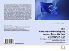 Borítókép a  Die Arbeitnehmerbeteiligung in einer Europäischen Gesellschaft (SE) - hoz