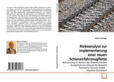 Bookcover of Risikoanalyse zur Implementierung einer neuen Schienenfahrzeugflotte
