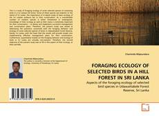 Bookcover of FORAGING ECOLOGY OF SELECTED BIRDS IN A HILL FOREST IN SRI LANKA