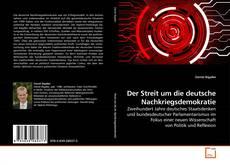 Buchcover von Der Streit um die deutsche Nachkriegsdemokratie