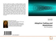 Bookcover of Adaptive Coding and Modulation