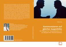 Buchcover von Kommunizieren auf gleicher Augenhöhe