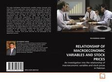 Copertina di RELATIONSHIP OF MACROECONOMIC VARIABLES AND STOCK PRICES