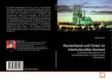 Обложка Deutschland und Türkei im interkulturellen Kontext