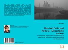 Bookcover of Mumbai, Delhi und Kolkata - Megastädte Indiens