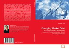 Buchcover von Emerging Market Debt