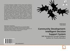 Buchcover von Community Development: Intelligent Decision Support System