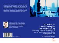 Bookcover of Konzepte zur Verbesserung der Projektabwicklung