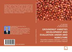 Bookcover of GROUNDNUT VARIETIES DEVELOPMENT AND EVALUATION UNDER ARID AGRICLTURE