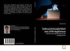 Couverture de Gebrauchstauglichkeit von UTM-Appliances