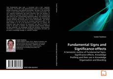 Copertina di Fundamental Signs and Significance-effects