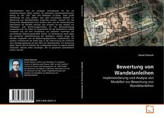 Buchcover von Bewertung von Wandelanleihen