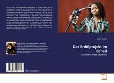 Capa do livro de Das Erdölprojekt im Tschad
