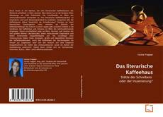 Обложка Das literarische Kaffeehaus
