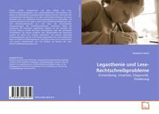 Bookcover of Legasthenie und Lese-Rechtschreibprobleme