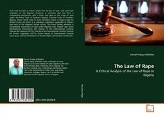 Bookcover of The Law of Rape