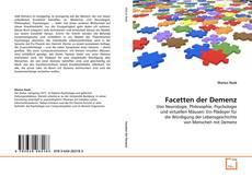 Buchcover von Facetten der Demenz