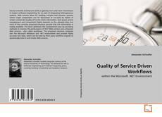 Buchcover von Quality of Service Driven Workflows