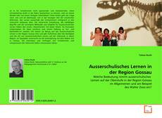 Buchcover von Ausserschulisches Lernen in der Region Gossau