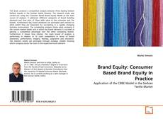 Обложка Brand Equity: Consumer Based Brand Equity In Practice