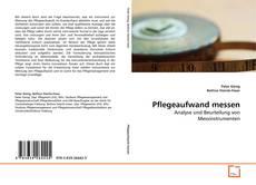 Bookcover of Pflegeaufwand messen