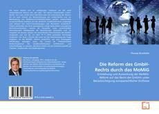 Buchcover von Die Reform des GmbH-Rechts durch das MoMiG