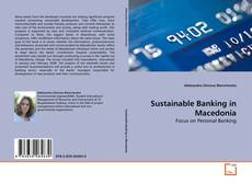 Bookcover of Sustainable Banking in Macedonia