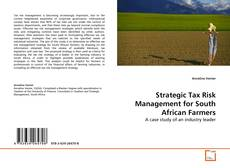 Copertina di Strategic Tax Risk Management for South African Farmers