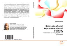 Buchcover von Reorienting Social Representation and Disability