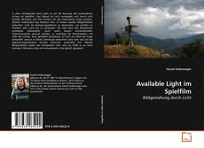 Buchcover von Available Light im Spielfilm