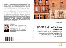 Copertina di VIS-NIR Spektroskopie an Fassaden